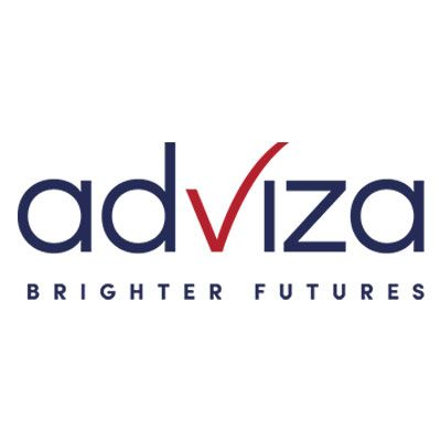 JEC client Adviza brighter futures logo