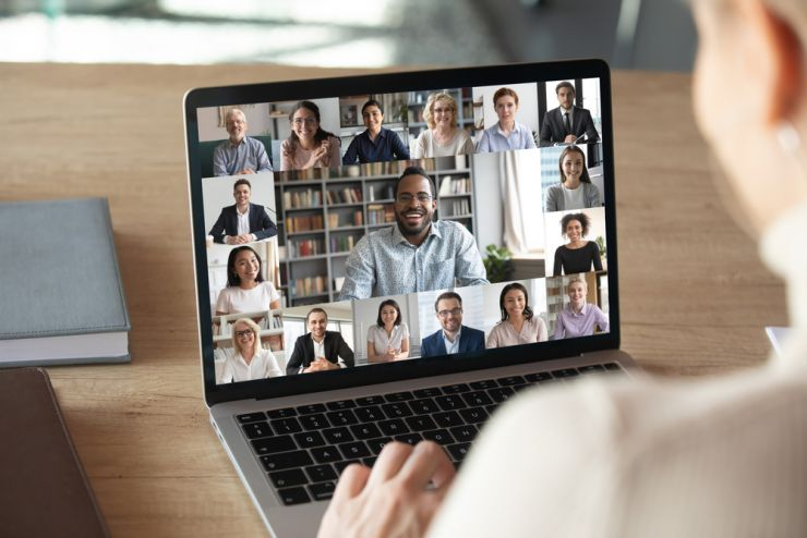 Remotely managing homeworkers effectively