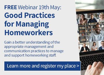 Good practices for managing homeworkers effectively - Video conferencing