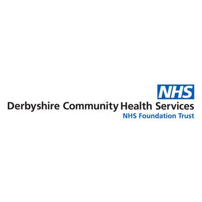 JEC client Derbyshire Community Health Services logo