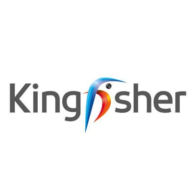 JEC client Kingfisher logo
