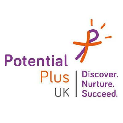 JEC client Potential Plus UK logo